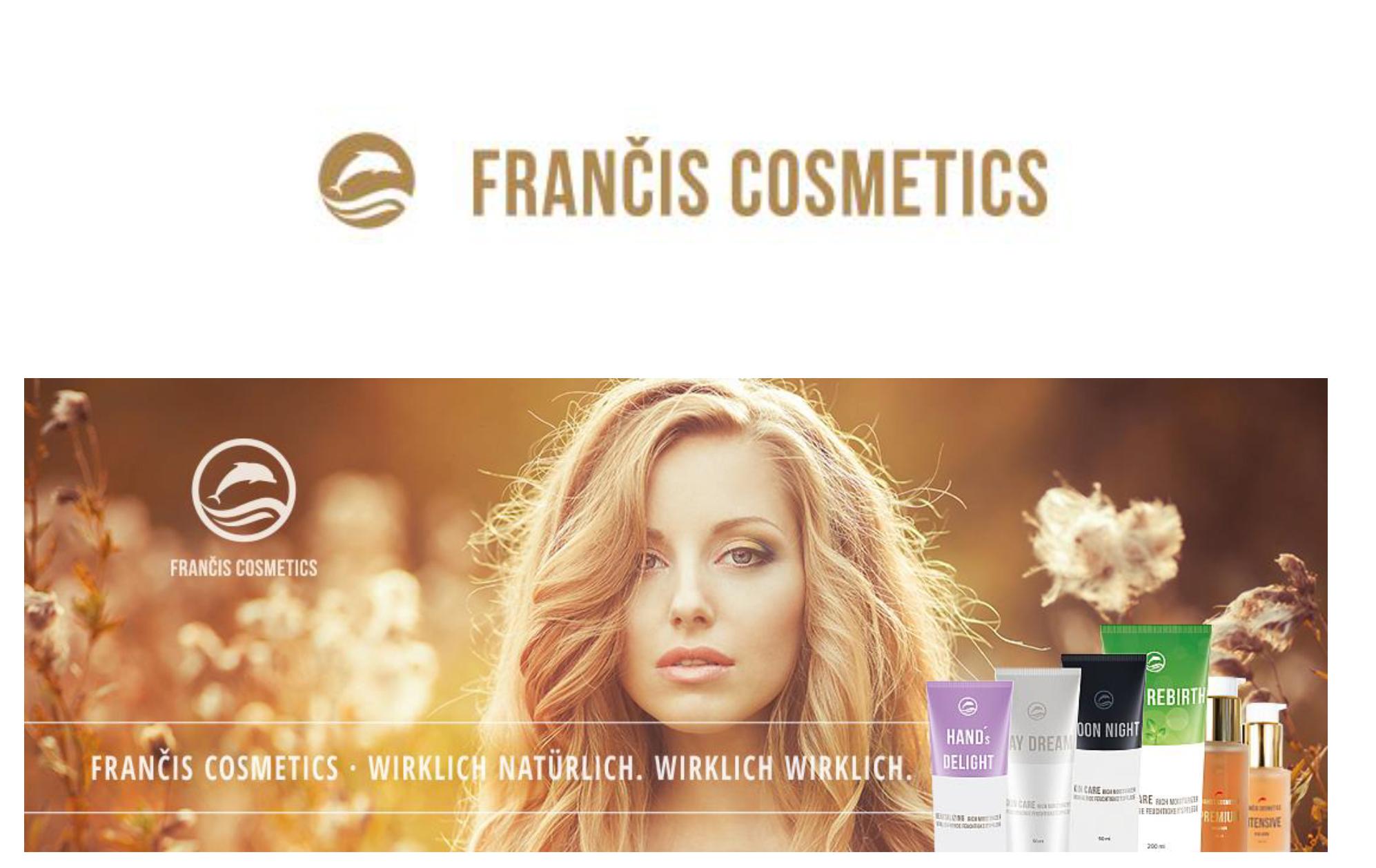 francis cosmetics wohlbefinden f r ihre sch nheit estilo hairlounge friseur in heilbronn. Black Bedroom Furniture Sets. Home Design Ideas