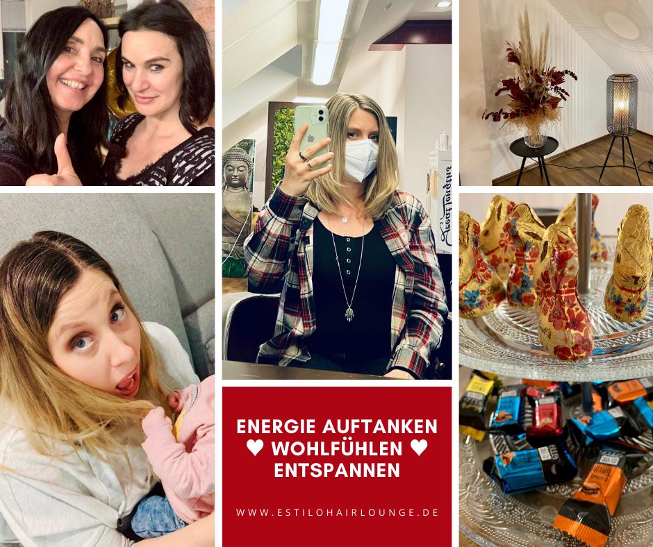 Energie auftanken_Wohlfühlen_Entspannen_Estilo Hairlounge_Nina Kranjcec_Heilbronn