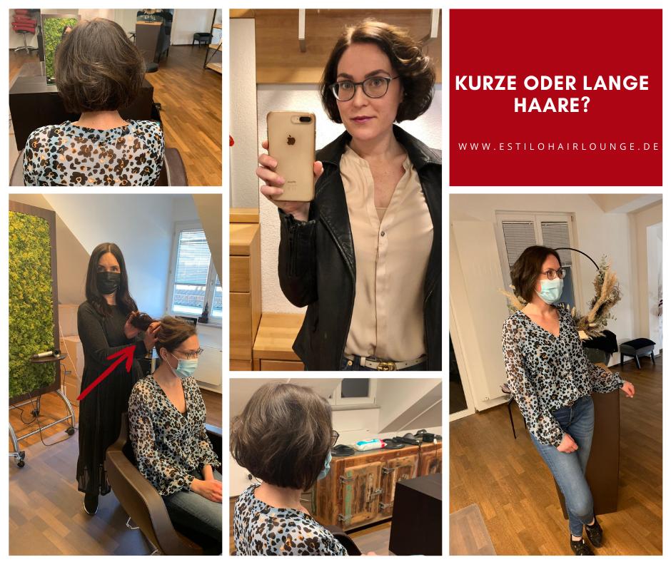 Kurze oder lange Haare_Estilo Hairlounge_Nina Kranjcec_Heilbronn