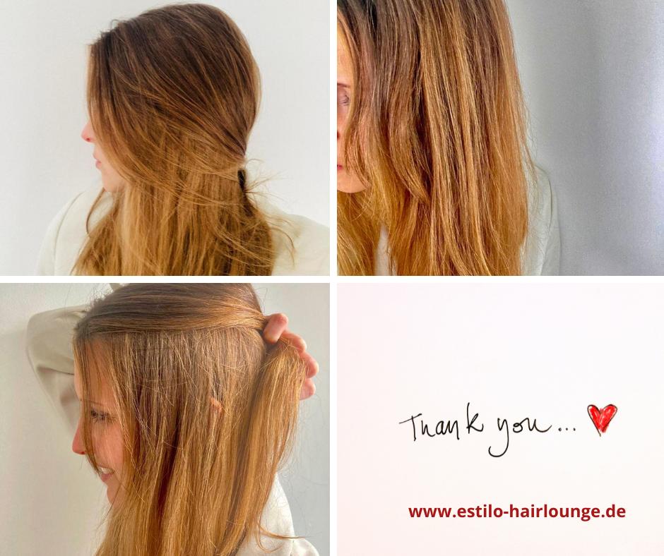 Kundin Kathrin_Danke_Estilo Hairlounge_Heilbronn